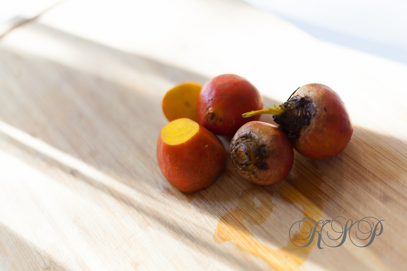 Kate Styled Pretty, Golden Beets, Foodie Friday
